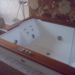 Vasca idromassaggio Jacuzzi