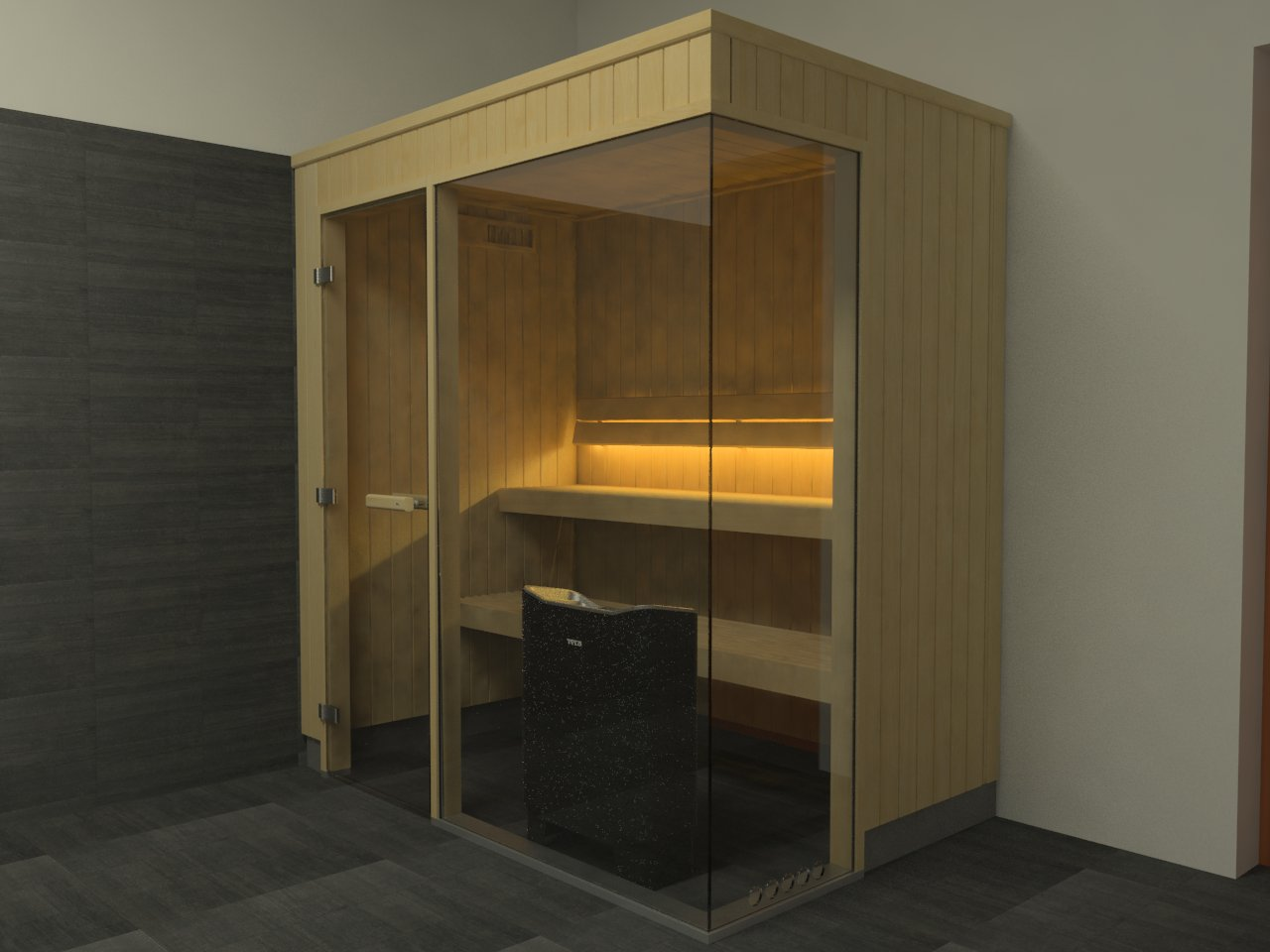 sauna tylo evolve gc