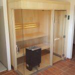 Sauna Tylo Evolve Pioppo