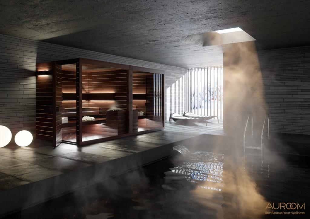 Saune AUROOM
