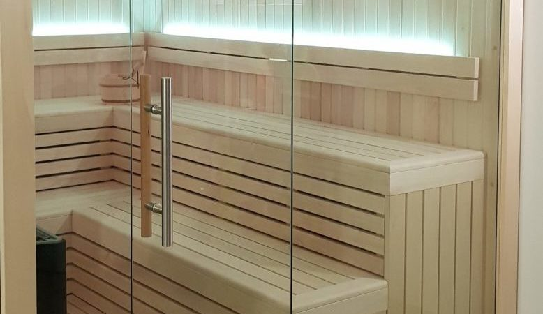 Sauna 3022 luce chiara